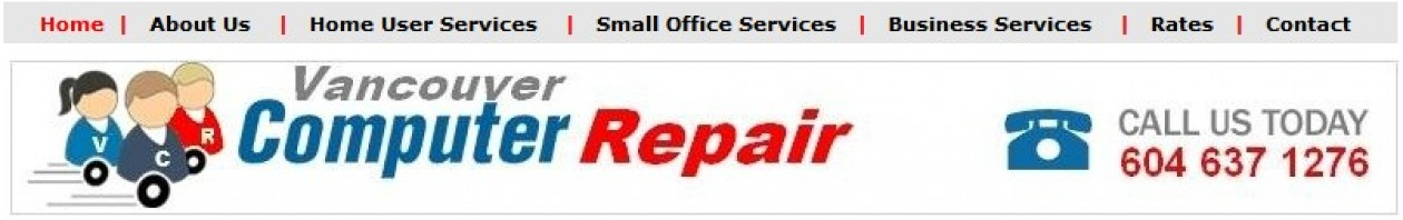 Computer Repair Services in Vancouver BC
